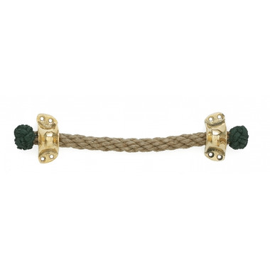 Rope Sea Chest Handle Brass Hardware
