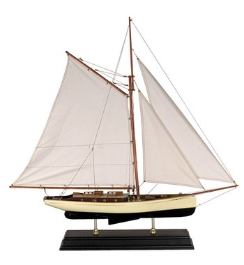 Large 1930s Classic Yacht
