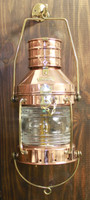 Electric Ships Lamp with Heavy Fresnel Lens