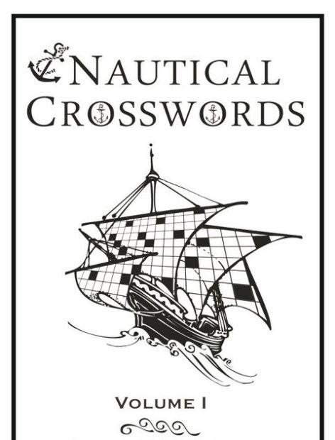 Nautical Theme CrossWord Puzzle books