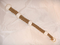"""14"""" Braided Cotton Ropework Bellropes"""