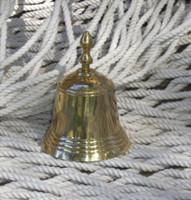 Brass Motel Hotel Desk Bell
