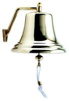 """12"""" Certified Italian Brass Ships Bell"""
