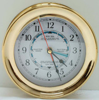 7-1/2 Inch Captains Tide Clock