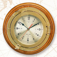 Porthole Clock For Sale