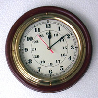 Nautical Marine Ships Clock