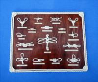Nautical 15 x 12 Decoration Knotboard Display