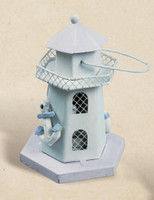 Lighthouse Tea Light Nautical Decorations