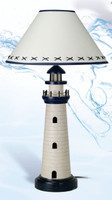 29' Tall Lighthouse Table Lamp