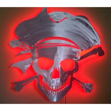 Awesome Pirate in 3 large sizes