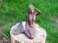 Mermaid Statue Sculpture