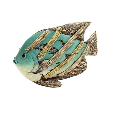 15 x 10 Beach Fish Decoration