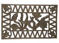 Outdoor Cast Iron Doormat For Less