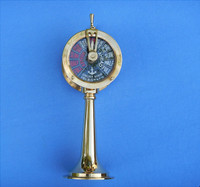 "14"" Nautical Brass Ship's Engine Telegraph"