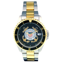 U.S. Coast Guard Men's Waterproof Watch