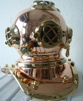 Mark V Navy Diving Helmet Base Option