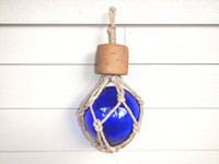 "6"" Glass Balls Jute Netting Float"