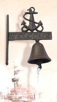 Small Welcome Anchor Bell