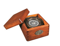 Deluxe Gimbaled Lifeboat Compass