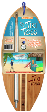 Games That Everyone Can Play Tiki Toss Ring Game