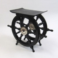 Nautical furniture side table