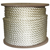 Twisted Boat rope for sale By-The-Foot