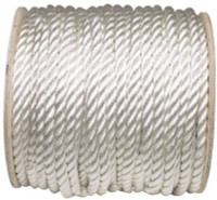 5/8 Inch white rope for sale
