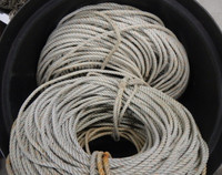 Used Vintage Marine Ropes