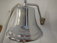 Bell to Ring for Tips and Sales. Very clean clear tone.