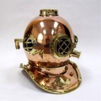 Brass Diver Helmets for Sale