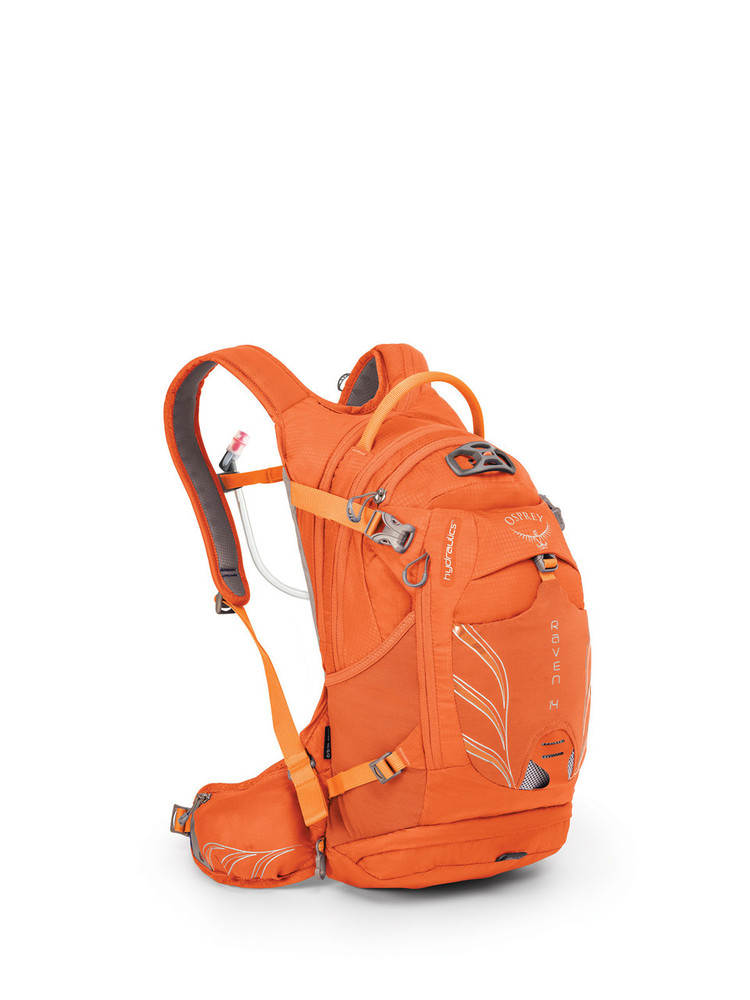 Mochila Osprey Raven 14L Tiger Orange