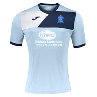 Braintree Futsal Academy, Crew Shirt by Joma. Available now from Andreas Carter Sports.
