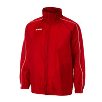 Basic Rain Jacket (adult) by Errea. Available now from Andreas Carter Sports.