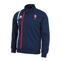 Lincoln City FC Full Zip Jkt AD by Errea. Available now from Andreas Carter Sports.