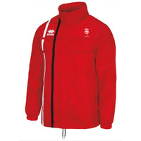 Lincoln City, Bench Rain Jacket by Errea. Available now from Andreas Carter Sports.