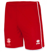 Lincoln City, Kids Training Shorts 2017/18 by Errea. Available now from Andreas Carter Sports.