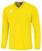 Vega Long Sleeve Shirt Youth by Errea. Available now from Andreas Carter Sports.