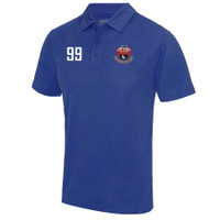 AFC Sudbury Academy, Polo Shirt by Ascar. Available now from Andreas Carter Sports.