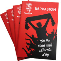 Impvasion Book, by LCFC. Available now from Andreas Carter Sports.