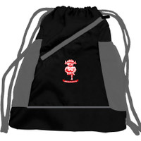 LCFC Essential Gym Sack, by Ascar. Available now from Andreas Carter Sports.
