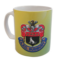 AFC Sudbury, Mug by ASCAR. Available now from Andreas Carter Sports.