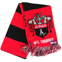 AFC Sudbury, Away Scarf by ASCAR. Available now from Andreas Carter Sports.