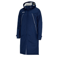 Errea, Iceland Coach Coat by Errea. Available now from Andreas Carter Sports.