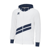 Errea, Jill Hoodie Kids by Errea. Available now from Andreas Carter Sports.