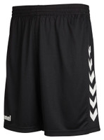 hummel, Core Poly Short by hummel. Available now from Andreas Carter Sports.