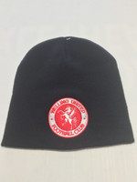 Welling United Adult Beanie Hat by Ascar. Available now from Andreas Carter Sports.