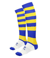 Zone Socks by Errea. Available now from Andreas Carter Sports.