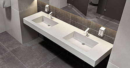Trueform Concrete Countertops Sinks Vanities Tables
