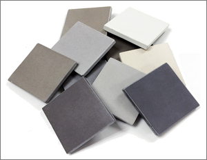 Trueform Concrete Color Options