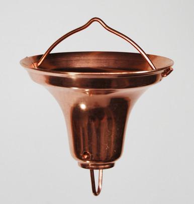 Stanwood Rain Chain Copper Gutter Adaptor Reducer For